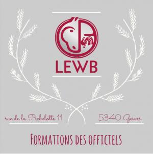 Formations officiels LEWB