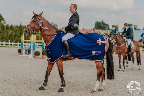 Rik Hemeryck (Photo : Leyla Hesna / Zilveren Spoor)
