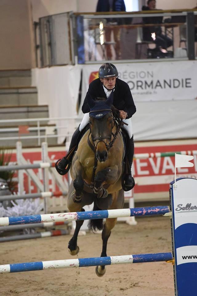 Bertrand Genin (Photo : AEC Normandie)