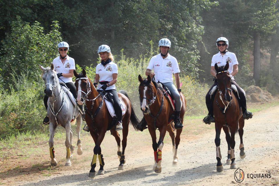 Equipe endurance JEM Tryon 2018