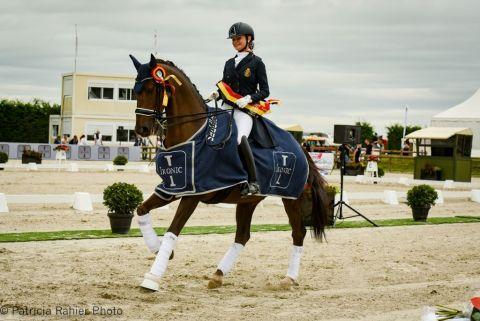 Lisa Morosini (c) Patricia Rahier Photo
