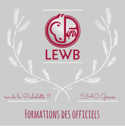 Formations officiels LEWB