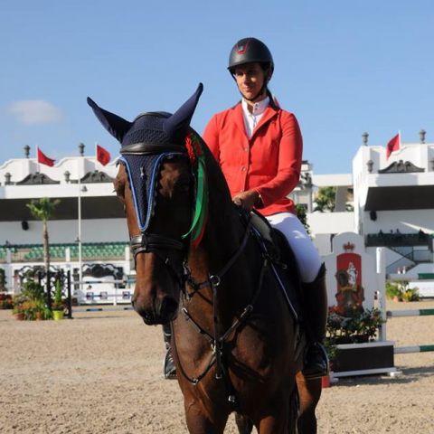 Virginie Thonon (Photo : Morocco Royal Tour)