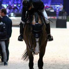 Céline Schoonbroodt & Cheppetta - CSI2* GP Paris 2017 (c) Marine Piquet-Equestrian News