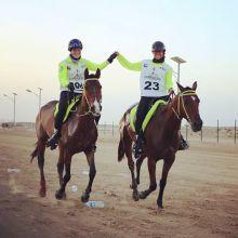 Dune White - Maktoum Cup 2018 - CEI3 160 kms