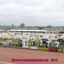 Jumping International de Mons 2013
