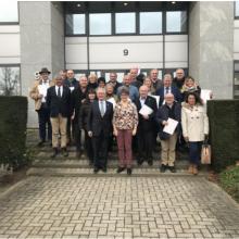 Recyclage stewarding 2018 à la FRBSE - Equibel (c)