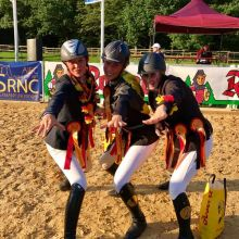Team Belgium Student Riders - SRNC Allemagne août 2017 (c) BVSR ABEC