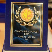 Trophée Complet - (c) Commission Complet LEWB