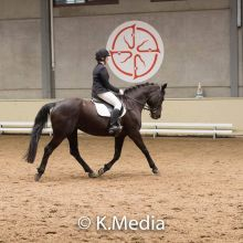Celien Meert - Dressage - Round 2 - K. Media (c)
