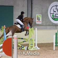 Lise van der Veken - Round 1 - K. Media (c)