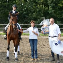 GHO - Dressage Le Louchier - Coupe Cavalor 2017