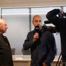 Eugène Mathy interviewé par RTC