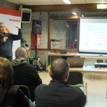 Forum - Conférence Didier Serteyn @LEWB