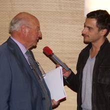 Eugène Mathy interviewé par Bel RTL