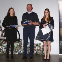 C80: Vicky Van Donck, Mathilde Fourneau, Eric Van Saet, Hannelore Van Nuffelen (c) Events Photo Service