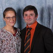 Mélanie et Morgan Crasset (c) Events Photo Service
