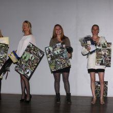 C90: Audrey Gilson, Chiara de Villegas, Aurélie Viroux, Margaux Dupont (c) Events Photo Service