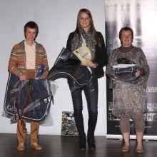 C100: Anne Frippiat, Theva Devreese, Bénédicte Dewez (c) Events Photo Service