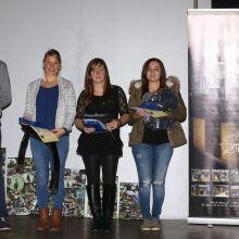C60: Quentin Gilson, Inès Bertrand, Magaie Baurain, Delphine Dos Santos (c) Events Photo Service