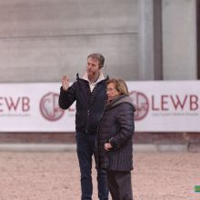 Carl Hester - Mariette Withages  ©photographe-equestre.be