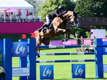 Jérôme Guéry (Photo : Jumping Dinard)