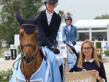 Alice Oost (Photo : Knokke Hippique)