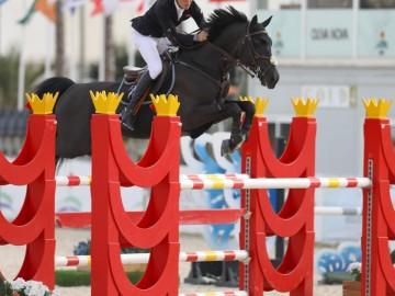 Constant Van Paesschen (Photo : Van Paesschen Equestrian Center)
