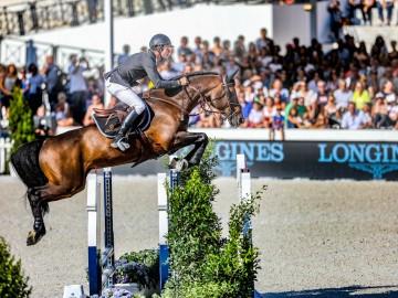 Constant Van Paesschen - Jilbert Van't Ruyterhof - GCL Rome 2018 @ Facebook Van Paesschen Equestrian Center