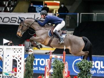 Arnaud Doem (Photo : Eqwo.net/Amadeus Horse Indoors)
