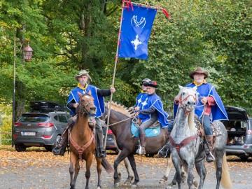 Inauguration de la Route d'Artagnan en Belgique (c) Bernard Defat