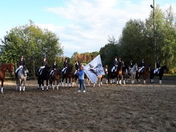 GHS - 1er de l'inter-groupement de dressage 2019