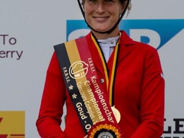 Lara de Liedekerke - Ch. Belgique Arville 2019