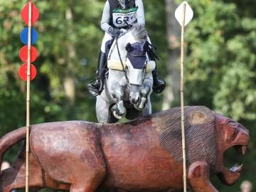Lara de Liedekerke - Hooney d'Arville - Lion d'Angers - 19-10-2019 @ Facebook Arville Sporhorses