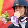 Michèle George, double championne paralympique