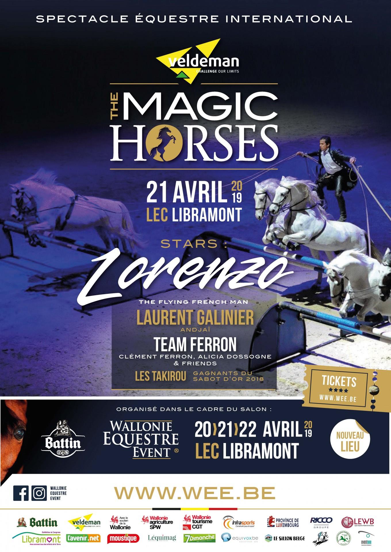 Wallonie Equestre Event 2019